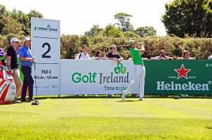 Irish Open Practice